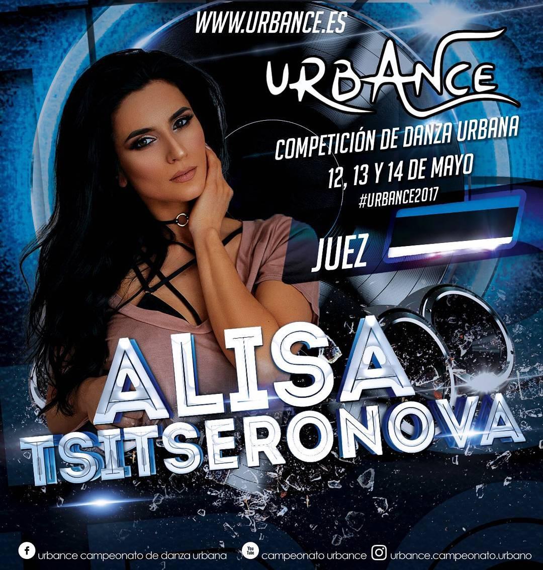 Alisa Tistseronova