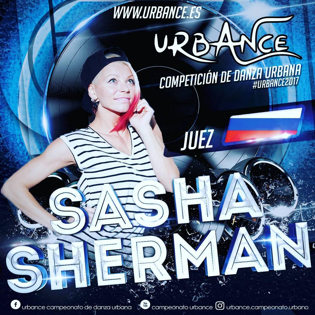 Sasha Sherman