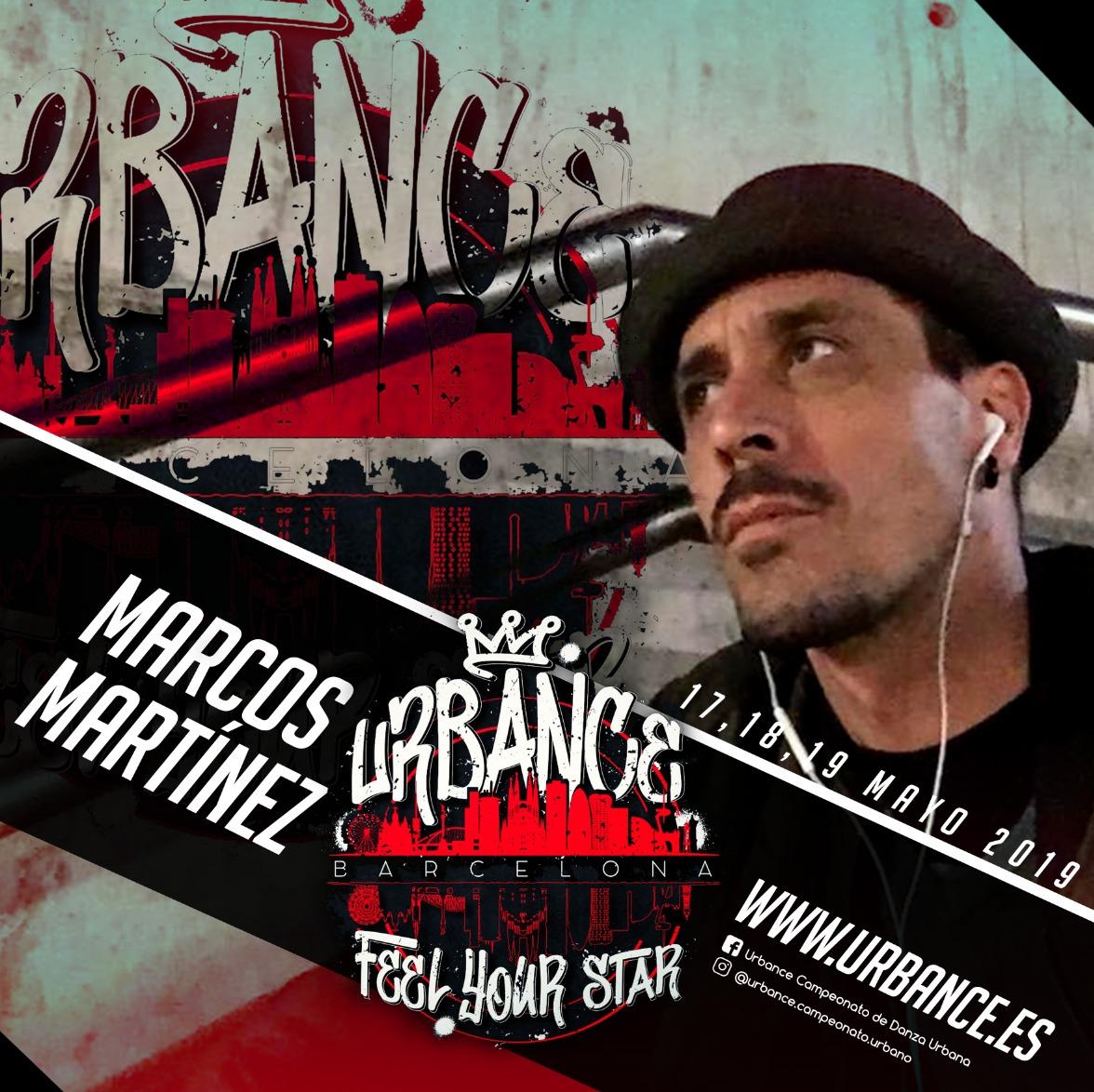 URB 2019 Marcos Martinez